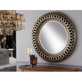 Espejo de alta decoración.