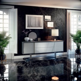 Mueble alto diseño.
